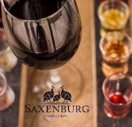 Saxenburg Food & Wine pairing