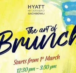 Art of Brunch - Sunday