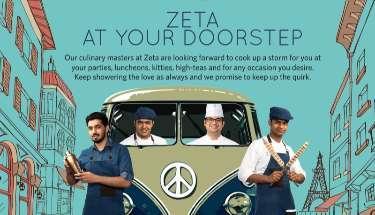 Zeta at your doorstep