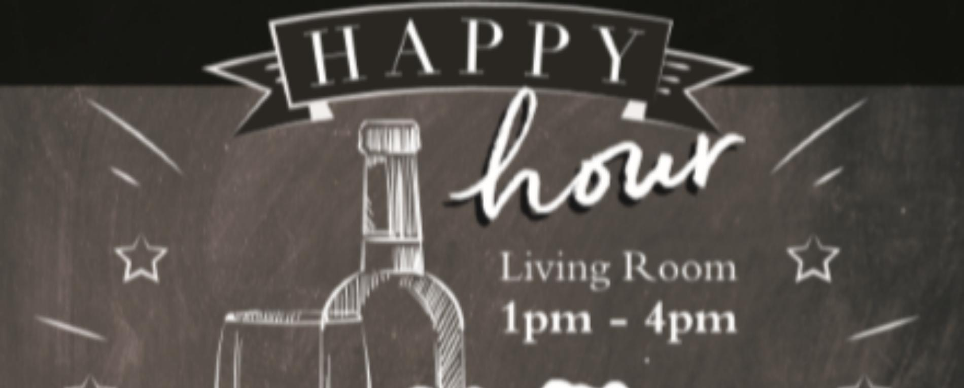 HAPPY HOUR: Buy 100 get 100 Free at Living Room - International deals
