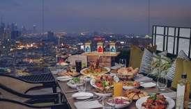 Iftar at Al Dawaar