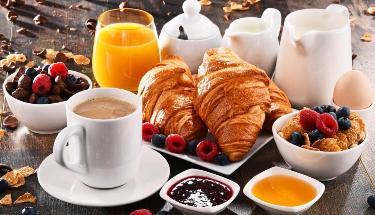 Early Bird Breakfast Group Discount