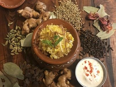 Chicken Biryani (Millets)