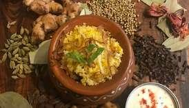 Chicken Biryani (Millets)