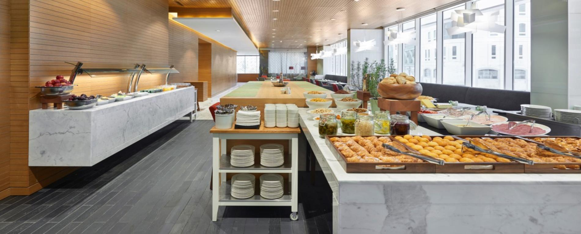 Breakfast Buffet - Hyatt Place Dubai Baniyas Square