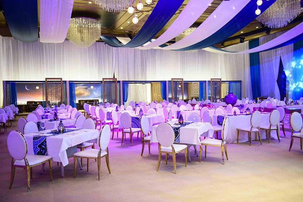 Ramadanak Tent | Grand Hyatt Doha Hotel & Villas
