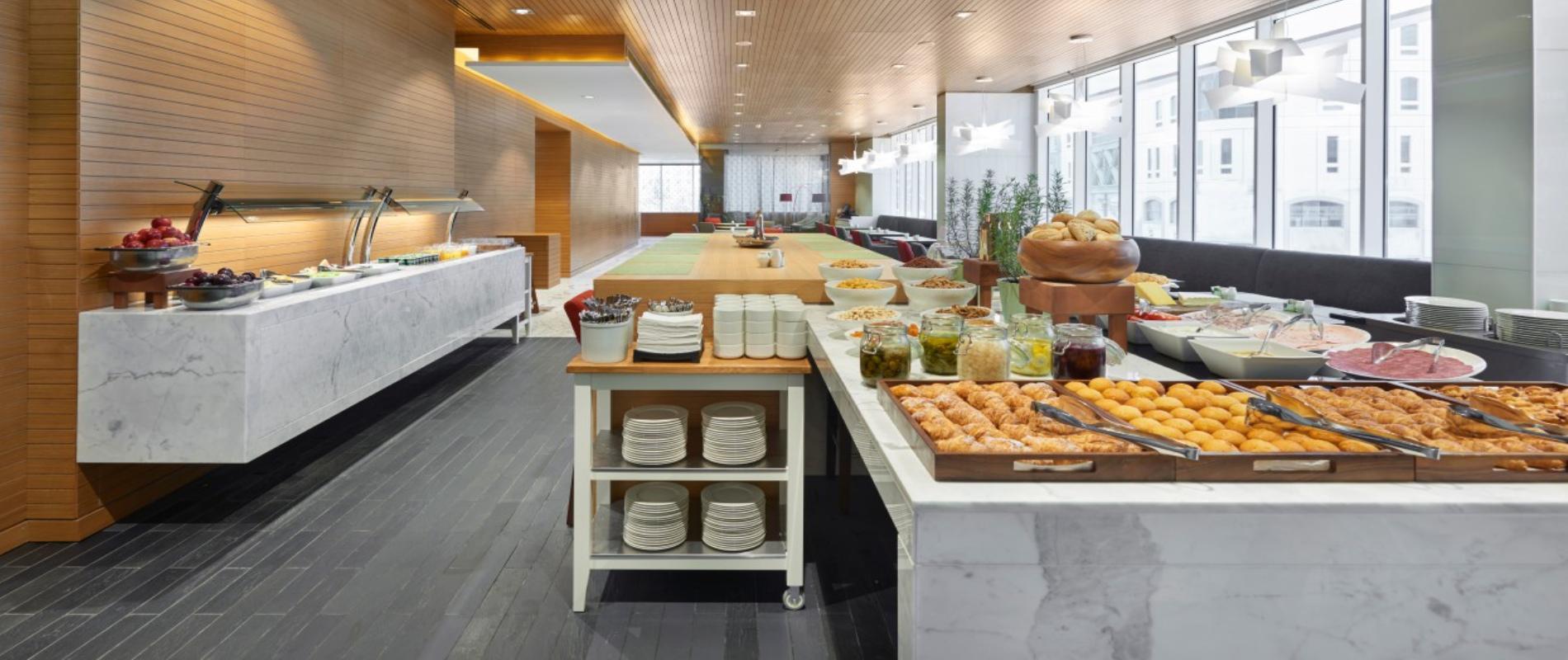 Breakfast Buffet - Hyatt Place Dubai Baniyas Square