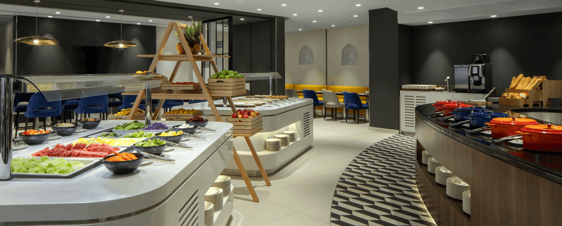 Focus Restaurant - Jumeirah
