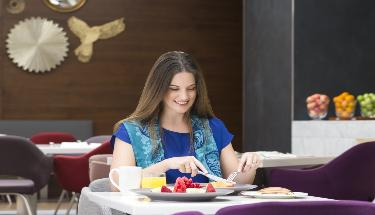Breakfast Buffet - Hyatt Place Dubai Wasl District