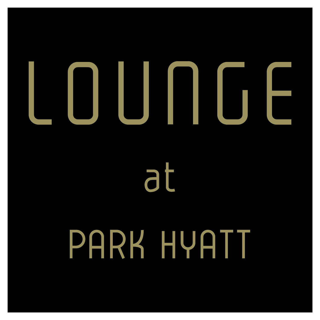 Lounge at Park Hyatt