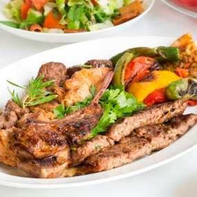 Middle Eastern restaurant in Garhoud, dubai near Wafi City