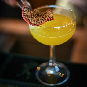 Nobel Prize - Time Traveller Cocktail