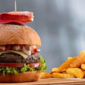NOEPE Burger
