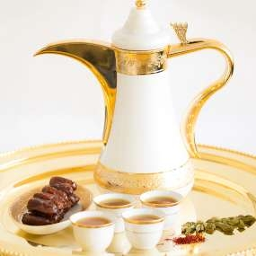 Arabic Coffee or Gahwa
