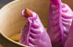 Crystal Dumpling Cauliflower Red Chinese Cabbage